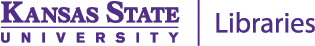 K-State Libraries wordmark